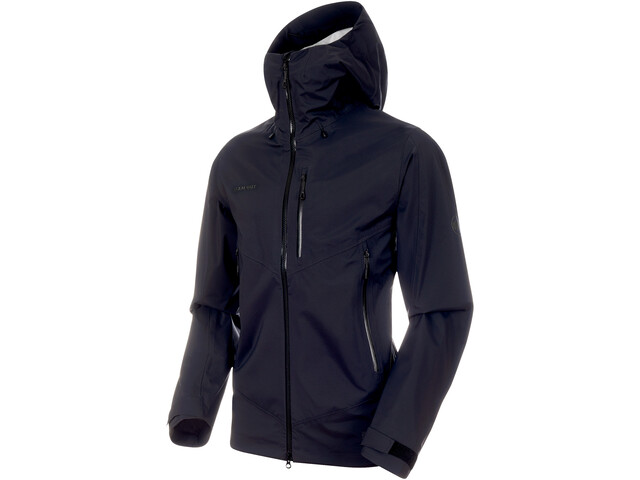 Mammut Kento HS Hooded Jacket Herre black